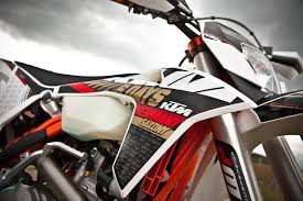 2013 ktm 125 exc six days review