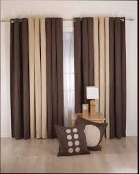 curtains for brown living room home design attractive curtains for brown living room curtain designs for living room brown cream color 950