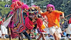 enjoying traditional sankranti celebrations