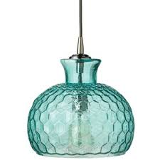 aqua glass pendant light pendant lighting ideas glass seeded aqua pendant lights colored