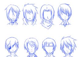 names of anime inspired hair styles collections of anime male hairstyle with names cute hairstyles