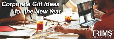 corporate gift ideas for the new year promotional products