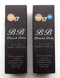 beautyswot 17 bb blemish balm all in one magic make up review