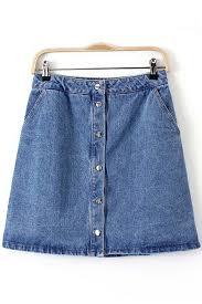 high waisted skirts blue buttons up high waist skater denim skirt skirts maxi skirt