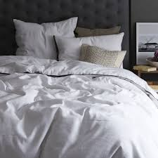 White Linen Duvet Duvet Cover Sets And Its Benefits Home Decor 88