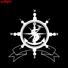 Online shop nswe fashion sea helm flag symbol anchor compass
