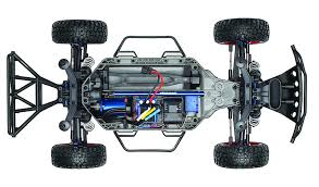 traxxas nitro monster truck traxxas 4 x 4 slash pro short course racing chassis amazon co uk