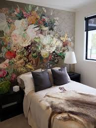Best Hannahs Chic D Floor  Wall Murals Images On Pinterest - Bedroom wall mural ideas