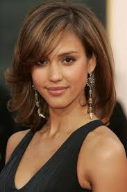 short hairstyles round faces medium hairstyles for round faces