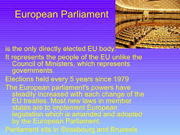 Council Of European Union History History Of The European Union