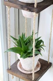 Porch Hangers by Diy Vertical Plant Hanger I Heart Nap Time