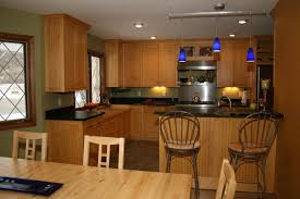 g shaped kitchen in middle of house awesome innovative home design