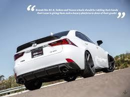 lexus is 250 dunlop tires 168 motoring