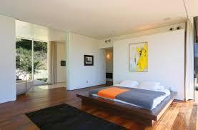Bathroom In Bedroom Ideas Modern Bedroom With Bathroom Bed Set Design