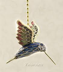 hummingbird fan pull chains fan pull