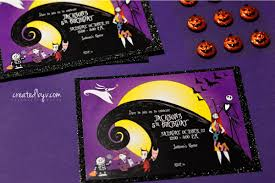 a nightmare before birthday created by v