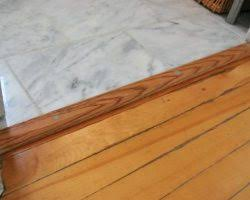carpet to wood floor transition stripinstalling pieces tile