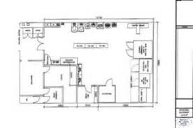 Restaurant Kitchen Floor Plans Kitchen Floor Plans Layouts Home Decoration