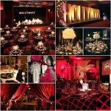 black and white themed events event names silver theme diary