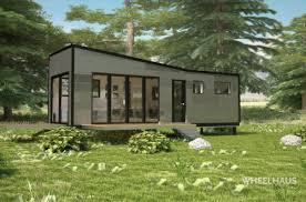 Prefab Cottage Homes by Wheelhaus Tiny Houses Modular Prefab Homes And Cabins