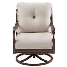 Paula Deen Patio Furniture Paula Deen Home River House Lounge Swivel Chair With Cushions