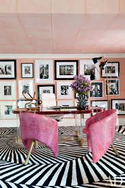 home again interiors 9 rooms that unabashedly showcase pink pink room architectural