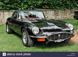 antique jaguar jaguar e type v12 stock photos u0026 jaguar e type v12 stock images