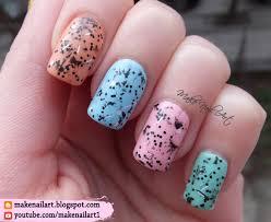 nail art designs making easy flower nail art designs for