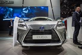 lexus rx hybrid for sale uk 10 standout new features of the 2016 lexus rx lexus