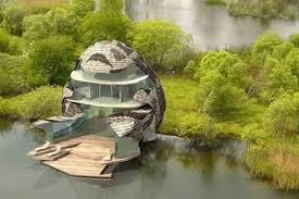 green homes designs fantastic futuristic green house design