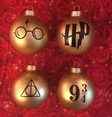 harry potter ornaments ebay