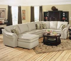 Seven Piece Reclining Sectional Sofa by Attractive Sectional With Recliner With Kanes Furniture Dimples 7