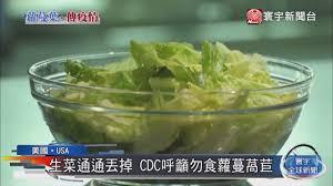 vid駮s cuisine 寰宇全球新聞 大腸桿菌疫情加劇全美病例增至60人