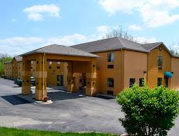 Comfort Inn Monroe Oh Hotels Near Cincinnati Kings Island Lodging