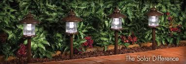 Best Solar Garden Lights Brightest Solar Landscape Light Lightings And Lamps Ideas