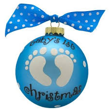 Christmas 2015 Baby S First Carousel Blue Tree Decoration by St Nicks Christmas Store Trees Ornaments Collectibles
