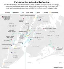 Map Of New York Airports by Think Bridgegate Was Bad The Port Authority Is A Daily Disaster