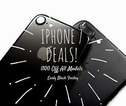 black friday deals iphone iphone 7 black friday deals offer up to 250 off today