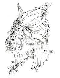fairy art clipart