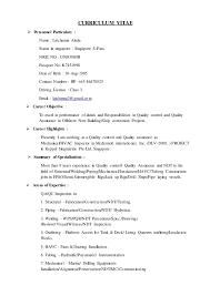 Inspector Resume Sample by Welding Inspector Resume Template Contegri Com