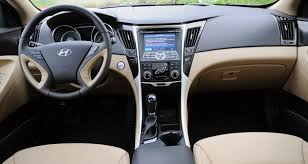 2011 Sonata Interior Review 2011 Hyundai Sonata A Sweet Addition To Mid Size Sedan