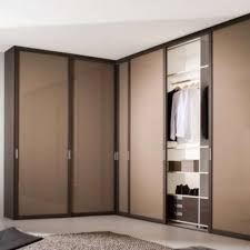 Sliding Door Bedroom Wardrobe Designs White Sliding Door Wardrobes Trend Bedroom Perfect L Shape Brown