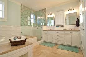 blue and beige bathroom 37 beige bathroom floor tiles ideas and pictures