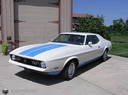 72 mustang coupe 72 mustang sprint coupe 351 4v cleveland c6 3sp auto
