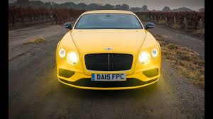 bentley continental gt speed revised 2017 bentley continental gt speed carson mark youtube