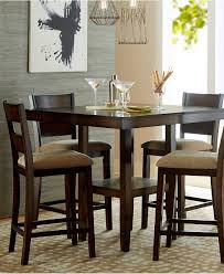 dining room delectable macys sets upholstered chairs table set