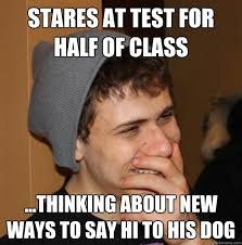 College Test Meme - college test meme test best of the funny meme