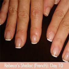 pure spa direct blog cnd shellac troubleshooting review by rebeca
