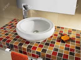 Mosaic Bathroom by Bathroom Interior Design Home Luxury Mirror Mosaic Bathroom