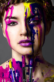 25 best body face paint photography ideas images on pinterest
